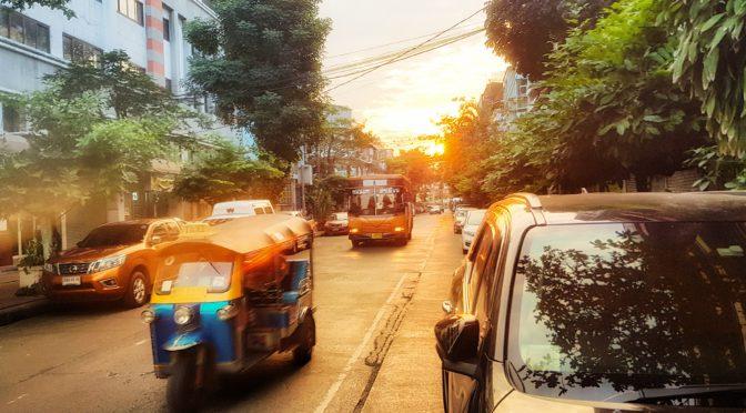 Ankunft in Bangkok und weiter nach Koh Samui