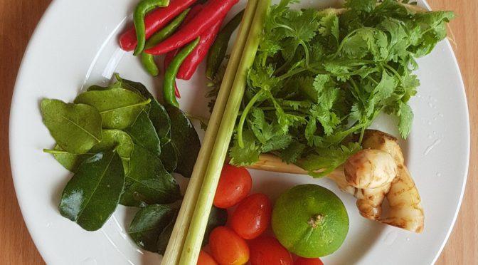 Selber kochen auf Koh Samui? oder Die Tom Yum- Versuchsreihe!