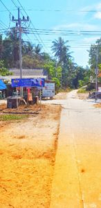 Wege auf Koh Payam