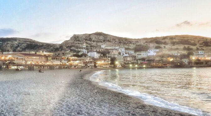 Matala – der ideale Urlaubsort